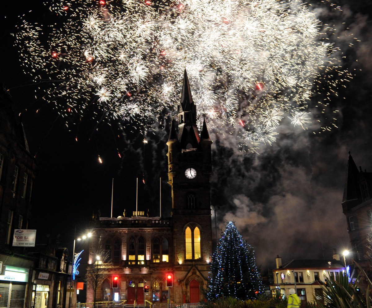 Renfrew ready to switch-on town's Christmas lights