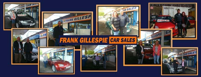 Frank Gillespie Cars