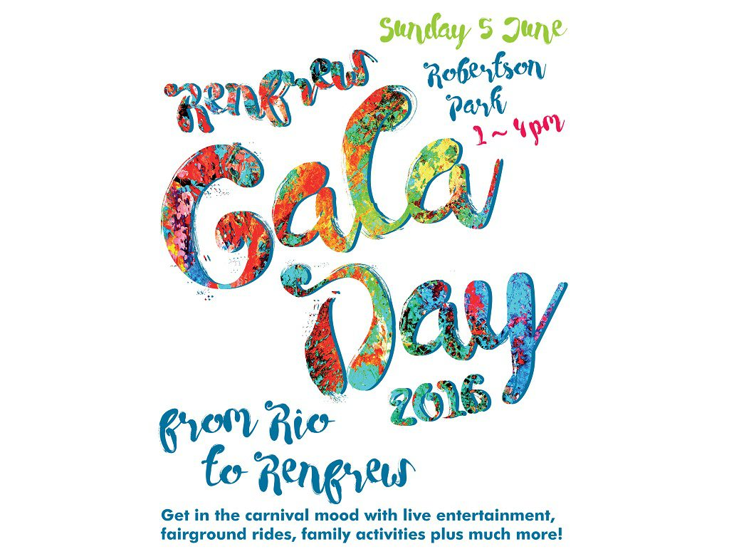Renfrew Gala Day 2016