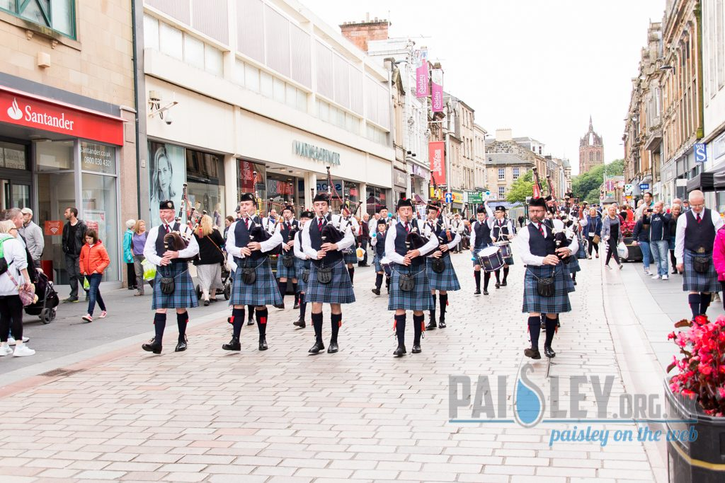Photographs from 2016 Pipe Band Championships