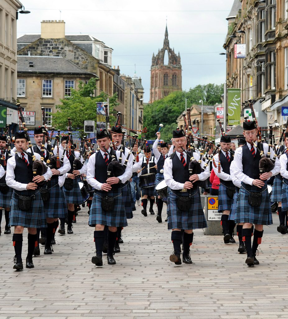 Piping event to bring European and World Champions to Paisley next week