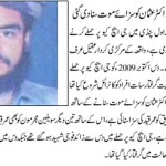 GHQ Attack - Death Sentence to Aqeel alias Dr Usman by Military court