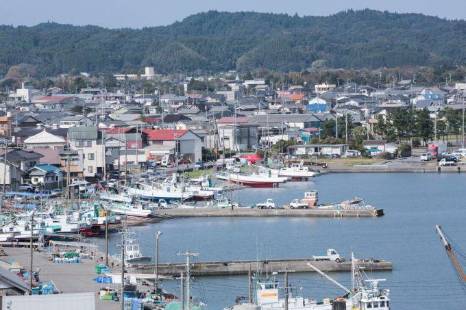 漁港の風景|フリー写真素材・無料ダウンロード-ぱくたそ