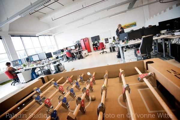Paladin Studios okt 2014 foto en © Yvonne Witte