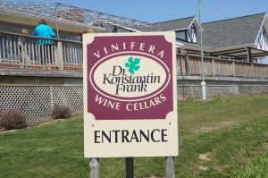 Dr Konstantin Frank: Where the vinifera revolution began on Keuka Lake.