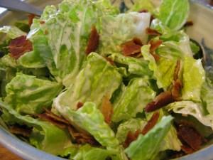 Paleo Caesar Salad