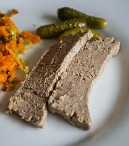 Pork Liver and Bacon Pate