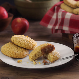 Paleo Buttery Biscuit Recipe