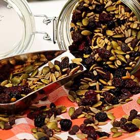 No-Nut Trail Mix Recipe