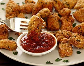 Paleo Italian Chicken Nuggets Recipe