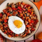 simple paleo recipe for kitchen sink breakfast hash