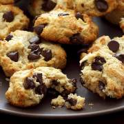 easy paleo recipe macadamia nut and coconut cookies