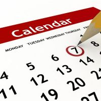 Calendario de festivos aprobados para el 2016