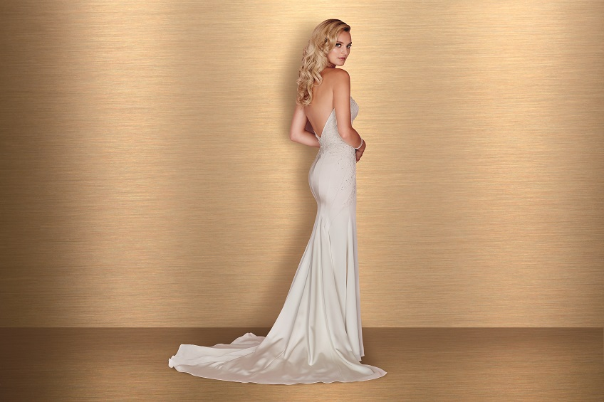 Paloma Blanca Style 4660 Mira Couture Event