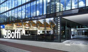 Boffi e De Padova sbarcano a Rotterdam