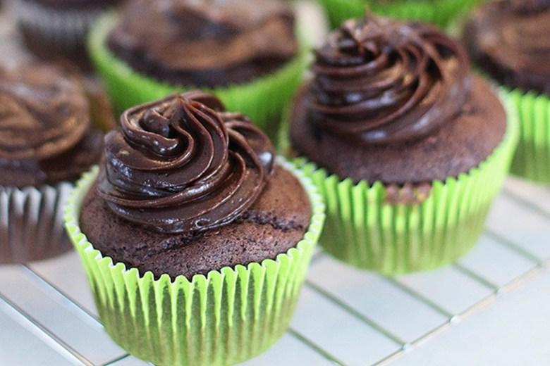 cupcake abacate