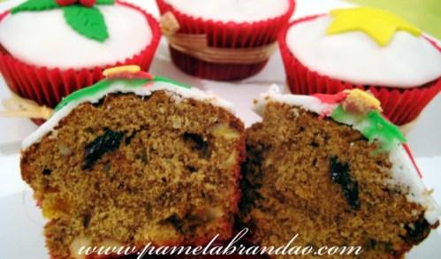 cupcake natal 2