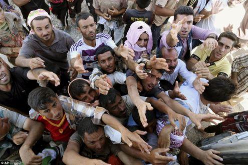 گزارش تکاندهنده از وضعیت ایزدیهای عراق؛ اینجا دره مرگ است
