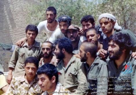 نقش جوانان آذربایجانی در آزادی سوسنگرد به فرماندهی سردار شهید علی تجلایی