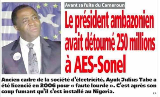 PANAF - LM AFROENQUETE XIV gouvernement ambazonie (2017 11 28) FR (5)