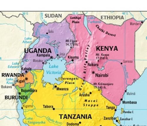PANAF.NEWS - Tanzanie et ouganda avec burundi (2017 11 13) FR 2