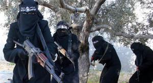 SYRIA - Syrie femmes djihadistes (2017 10 31) FR (3)