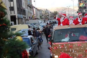 SYRIA - Noel à damas (2017 12 25) FR (5)
