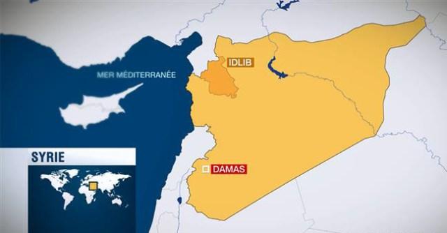 LM.GEOPOL - Voici déjà la seconde guerre de syrie II idlib (2018 01 12) FR (2)