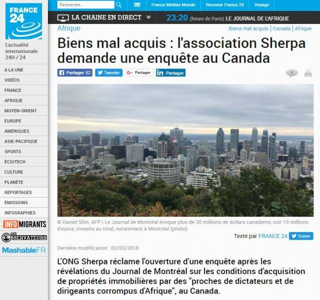 PANAF - LM AFROENQUETE XVI bma volet canadien (2018 03 02) FR 2