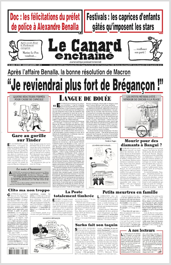 LM.NET - Macron miroir se brise IV (2018 08 09) FR 2