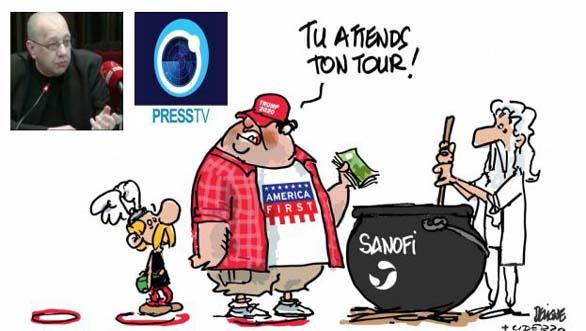 PODCAST LM - PRESS TV sanofi (2020 05 23)