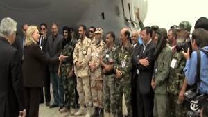PANAF.NEWS - LM kadhafi hillary clinton (2018 10 23) FR (4)
