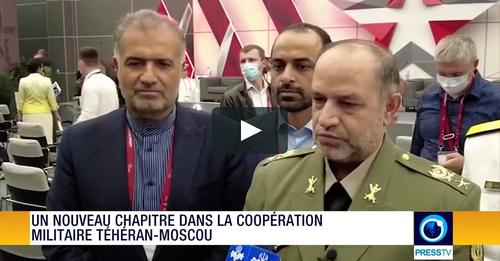 LM-PTV-2021 - 065 RUSSIE IRAN (iran-infos 2021 08 24)