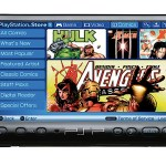 PSP Digital Comics Reader