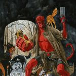 Beasts of Burden / Hellboy (One-Shot)