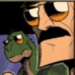 Axe Cop: Bad Guy Earth #1 (of 3)