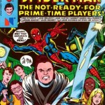 Old-School Comic Review - Marvel Team-Up #74