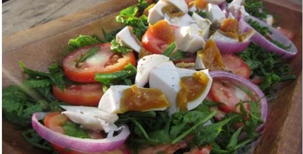 Pako Salad Recipe