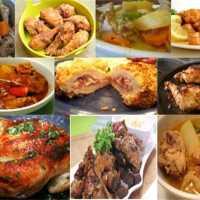 Top 10 Chicken Recipes