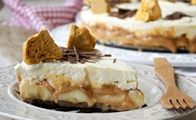 Easy Banoffee Cheesecake Recipe