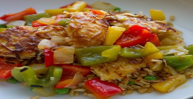 coconut-chicken-with-pineapple-and-peppers-recipe