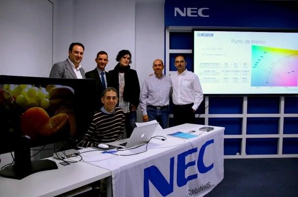 NEC 4K 6