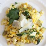 Summer Squash Scramble