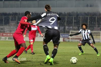 Xanthi-PAOK FC - PAOKFC