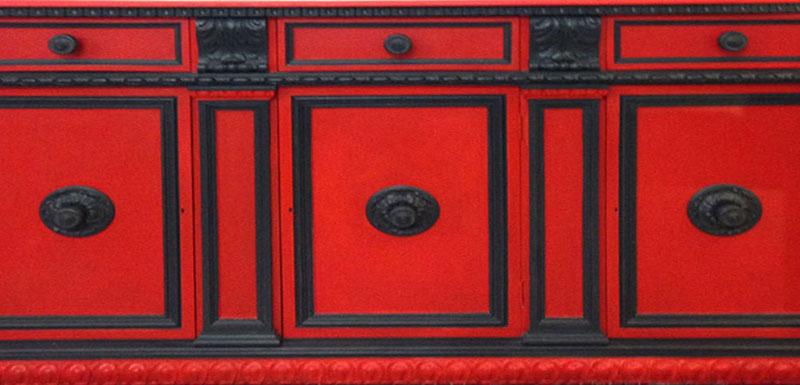 Paola Rava decorazione mobili bologna