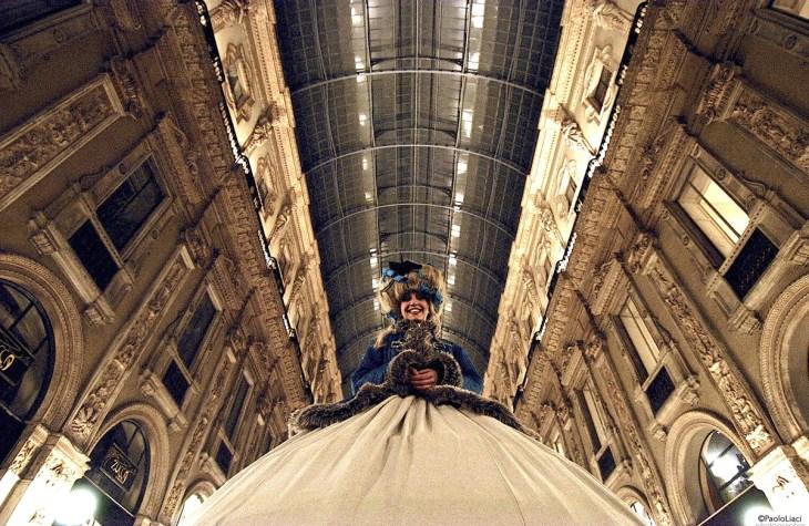 Milano Galleria Vittorio Emanuele II