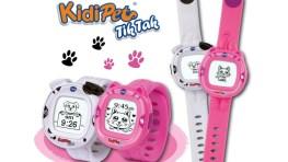 ¡Consigue un KidiPet Tik Tak de VTech en nuestro súper sorteo!