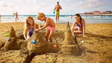 Canarias con niños, todo incluido en un mismo destino