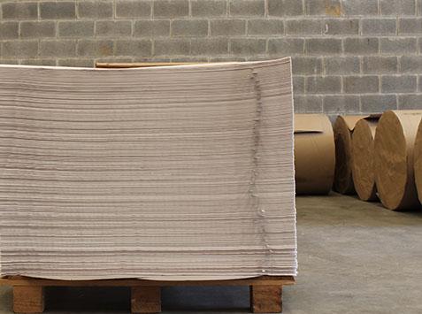 distintos formatos de papel sulfurizado