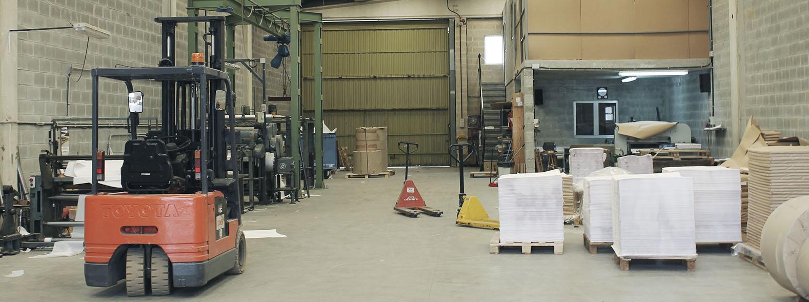 taller de agrupacion industrial